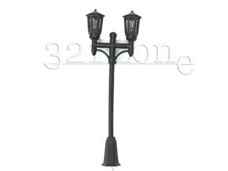 10 stk lampen laternen spur h0 n tt 60 mm 6v 5ba63 2 ebay for Lampen 0 36w 6v